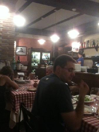 Al Bacaro: wonderful atmosphere, great service, lots of locals