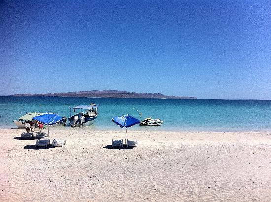 Isla Espiritu Santo: Tecolote Beach