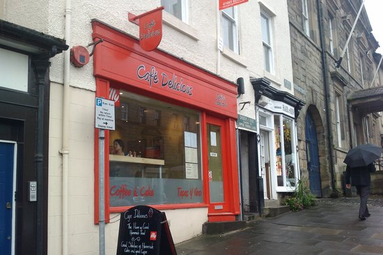 Cafe Delicious - The Tapas Bar: Cafe Delicious