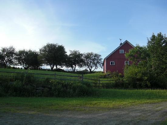 Kenburn Orchards B&B : Farmhouse