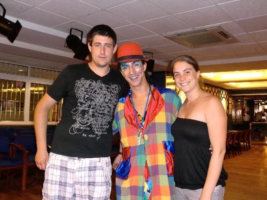 Hotel Magic Fenicia: Israel soportándonos, jejej