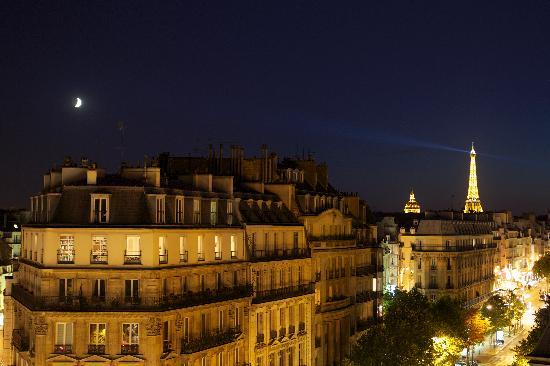La Maison Saint Germain: Yep, this is the view