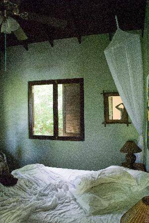 Villa Pomme d'Amour : la chambre