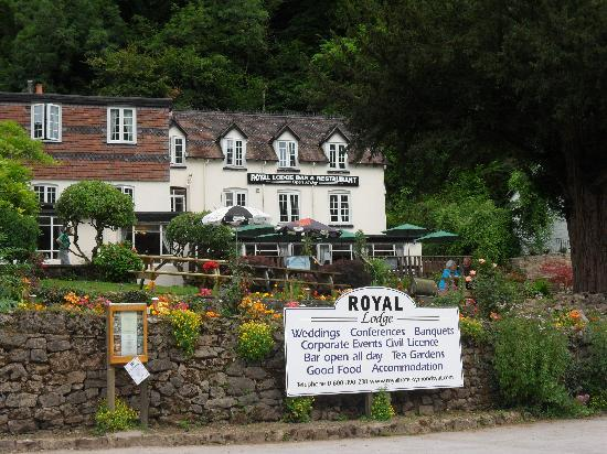 hotel picture of the royal lodge symonds yat tripadvisor