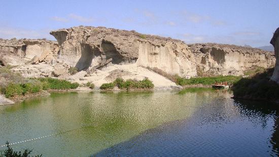 Sandos San Blas Nature Resort & Golf : Nature reserve