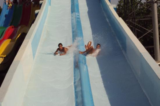 Villaggio Club Albatros: acquapark