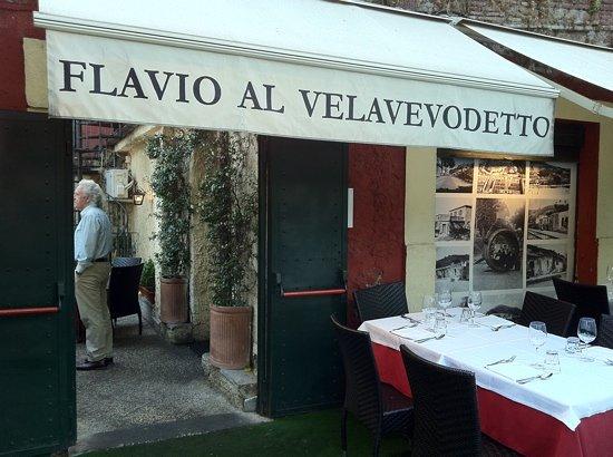 Flavio Al Velavevodetto 사진