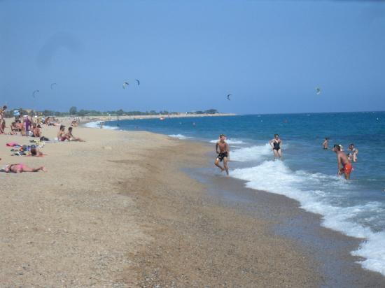 Hotel Ibersol Sorra D'Or Hotel: beach