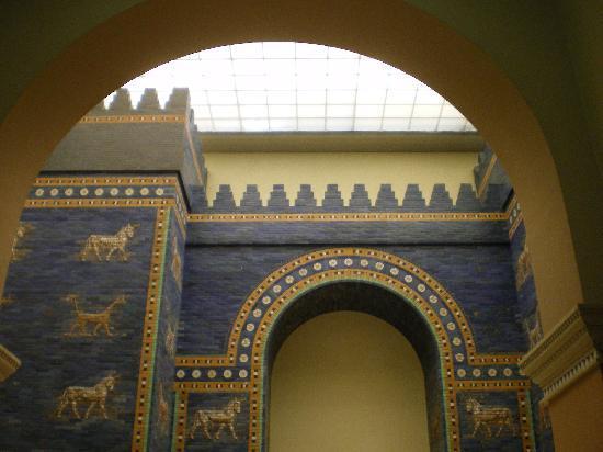 Porta di ishtar foto di museo di pergamon berlino - Porta di mileto ...