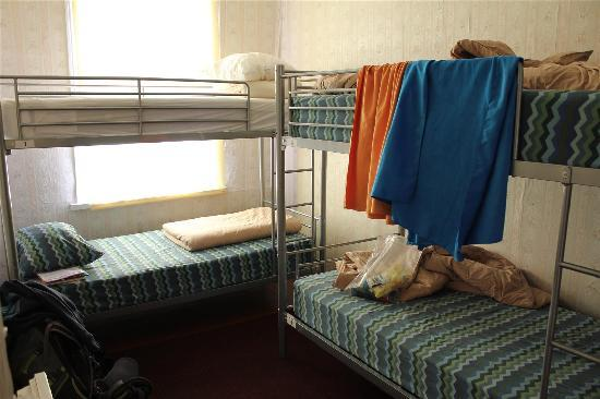 Gidic Backpackers: 6 beds room