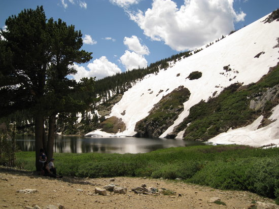 St. Mary's Glacier, Idaho Springs, CO