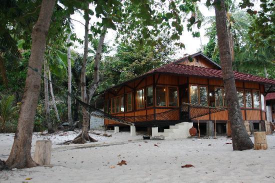 Bangka Island, Indonésie : cottage