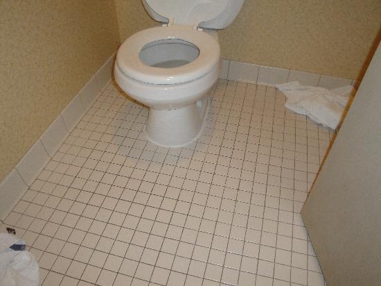Country Inn & Suites By Carlson, Port Clinton: bathroom