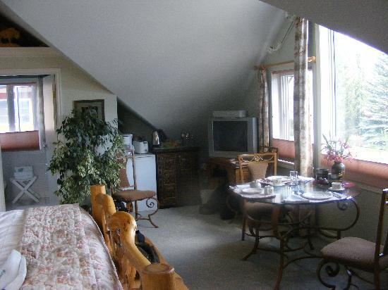 Austrian Haven Bed and Breakfast: the suite