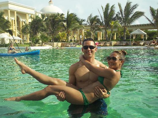 Iberostar Grand Hotel Paraiso: Main pool