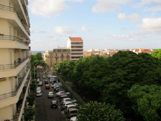 Hotel Maitagaria: From a top floor room
