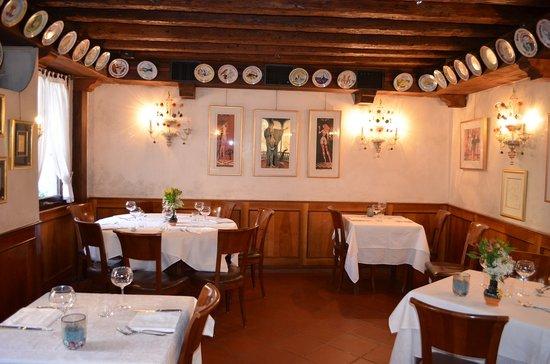 Fiaschetteria Toscana : Tuscan Dining in Venice