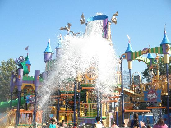 Langhorne, PA: Splash Castle