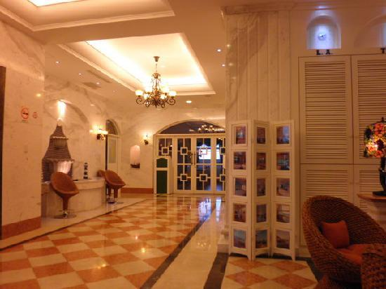 Hotel Bayview: Lobby of Hualien Bayview