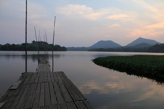 Nanciyaga : Catemaco lake