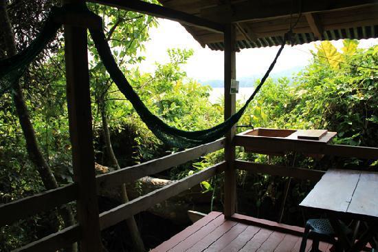 Nanciyaga : The cabin