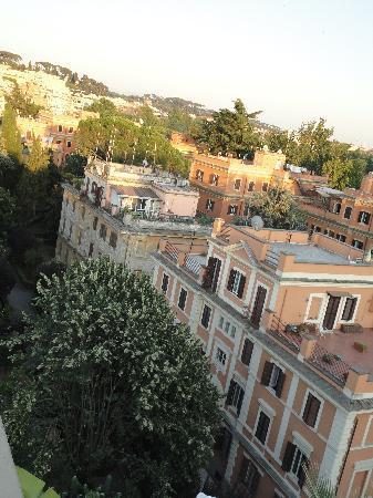 Bed and Breakfast A Casa di Lia -Home in Rome : Vista