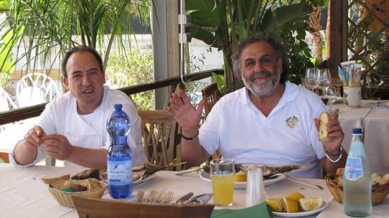 Da Nino: da capo and Carmello