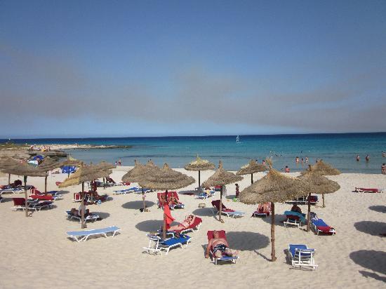 Cap-Bon Kelibia Beach Hotel & Spa: SPIAGGIA