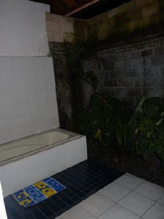 Garden View Cottage: Bungalow bathroom