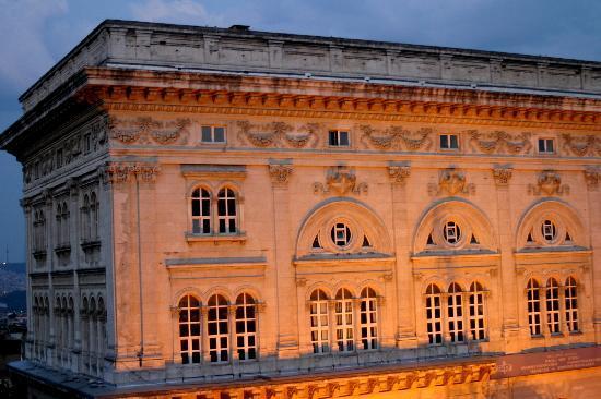 Park Hyatt Istanbul - Macka Palas: One view from my window