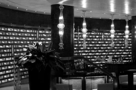 Park Hyatt Istanbul - Macka Palas: Bar in the Lobby