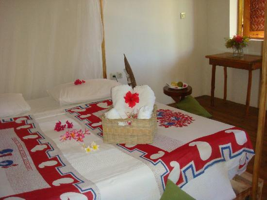 Casa Del Mar Hotel Jambiani: ground floor room
