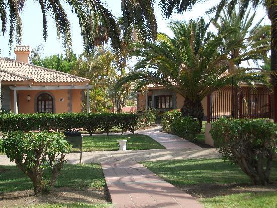 Suites villas picture of hotel dunas suites and villas for Villas en gran canaria