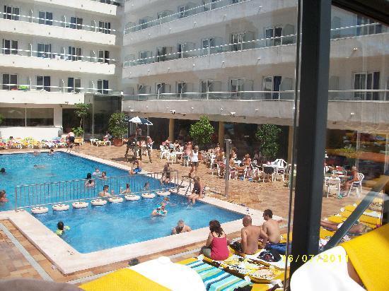 Port Fiesta Park: Pool bar