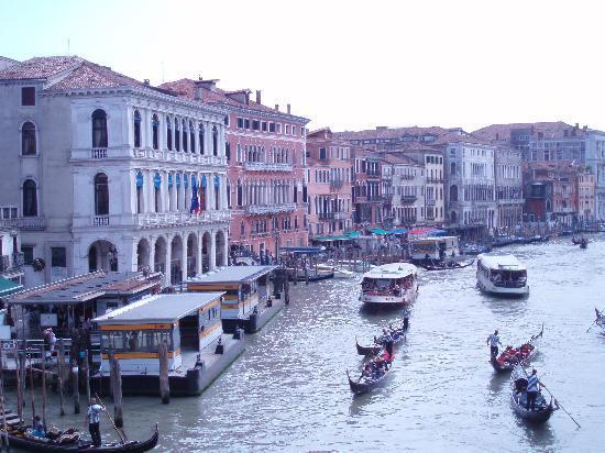 Astromare Hotel: Venice,canal grande