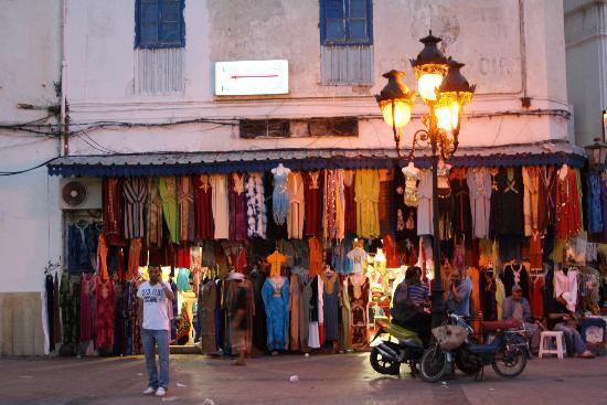 Túnez, Túnez: souks