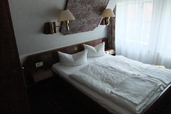 City Partner Hotel Alter Speicher: Notre chambre
