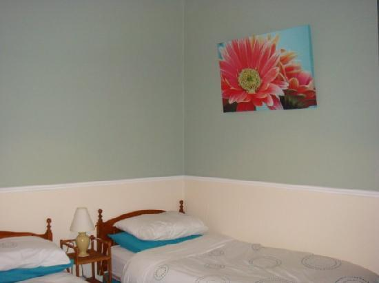 Arranmore House Bedroom