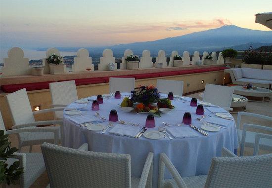 Gourmet Restaurant Ciampoli : view