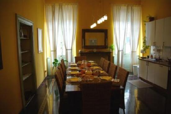 Bed & Breakfast Armellino: Frühstücksraum