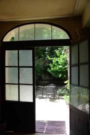Bed & Breakfast Armellino: Blick in den Innenhof