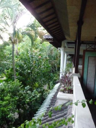 Mastapa Garden Hotel: Balcony