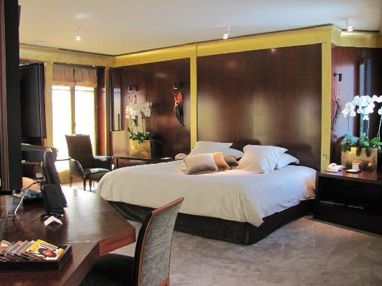 Park Hyatt Paris - Vendome: bedroom