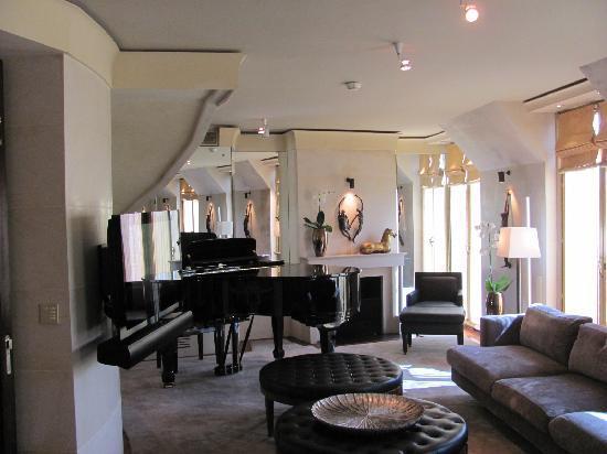 Park Hyatt Paris - Vendome: living room