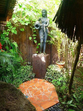 Rohotu Fare: L'originale doccia all'aperto
