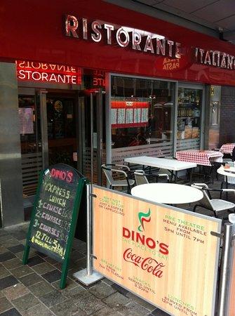 Dino's Glasgow