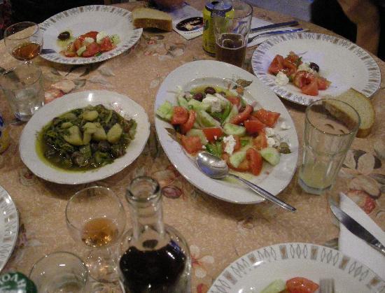 Natalia's House: Abendessen