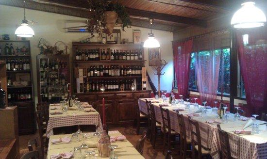 Sala grande picture of trattoria bravo turin for Sala grande