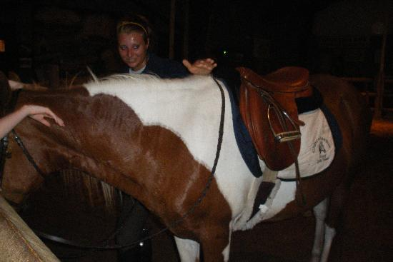 Chincoteague Pony Centre : Another Drill Team rider and pony