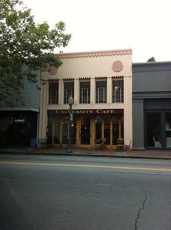 University Cafe: Palo Alto